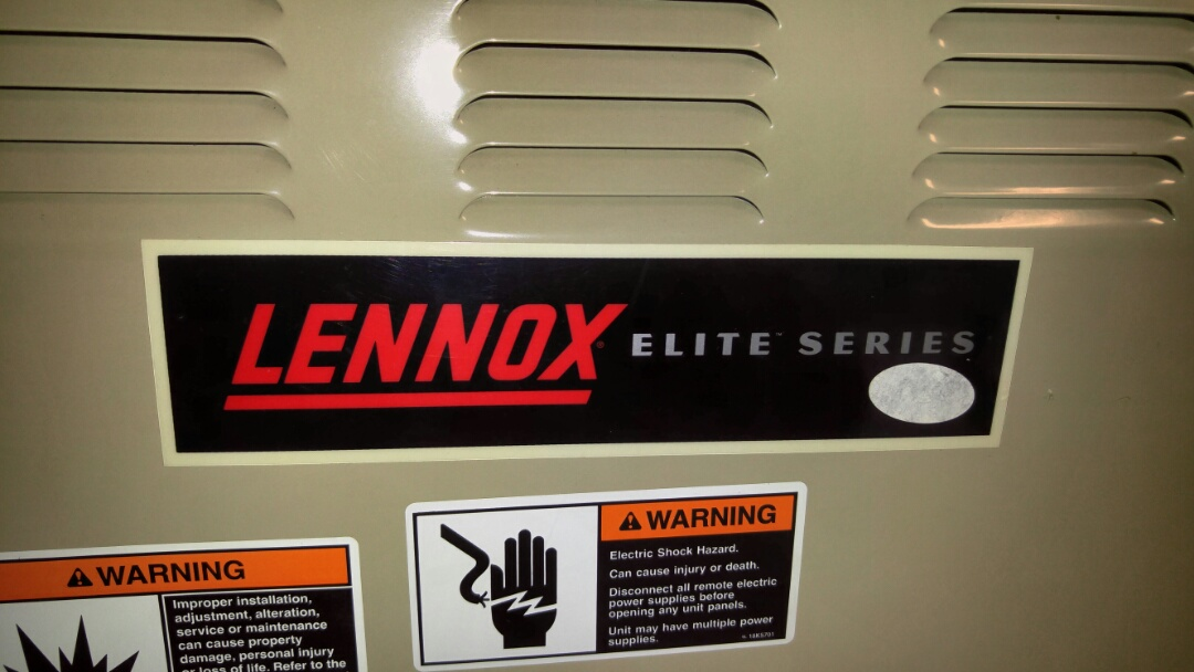 Niagara Falls, ON - Repair Lennox furnace.