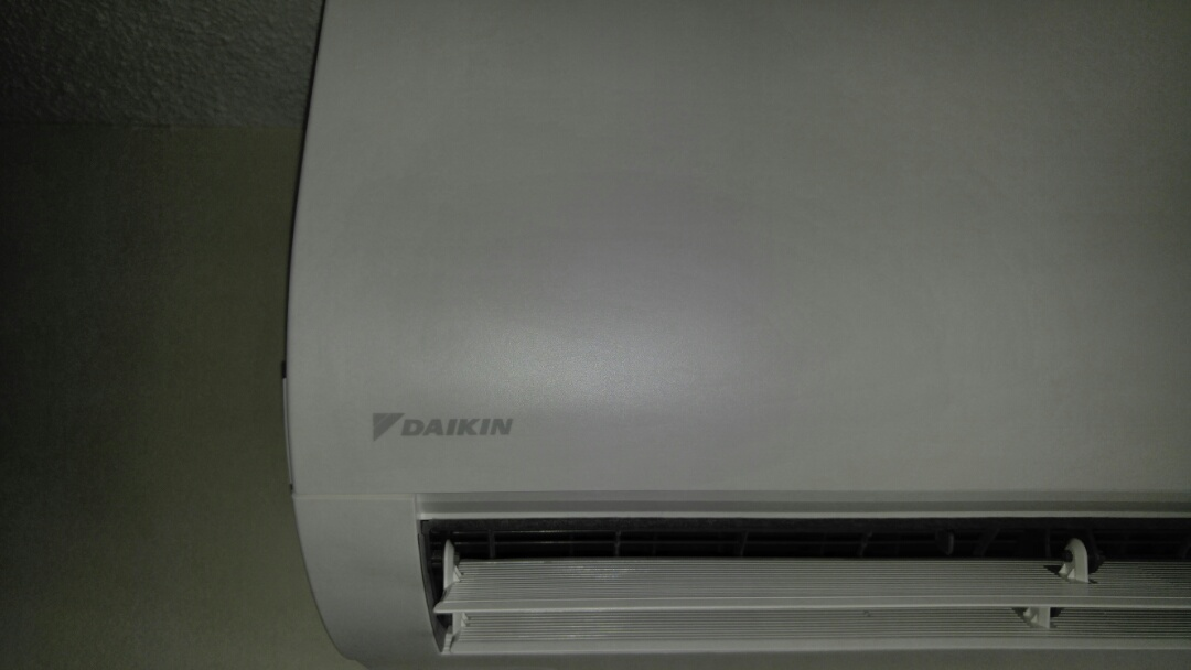 Niagara Falls, ON - Installation. Performed ductless installation on Daikin unit.