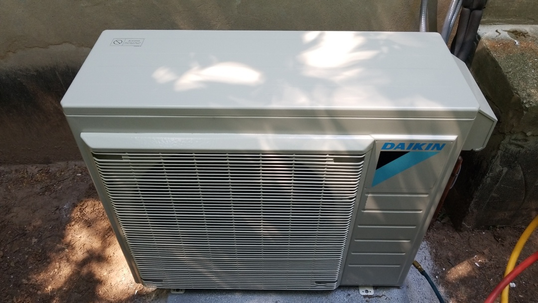 Niagara Falls, ON - Ductless air conditioner