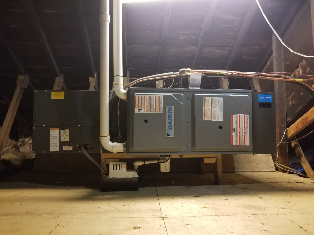 Fort Erie, ON - Daikin Furnace a/c