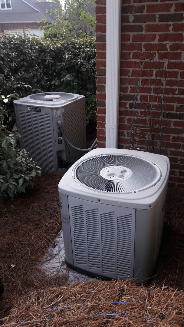 When we do a routine preventive maintenance, we can often solve issues before it becomes a costly problem during the hottest time of summer.