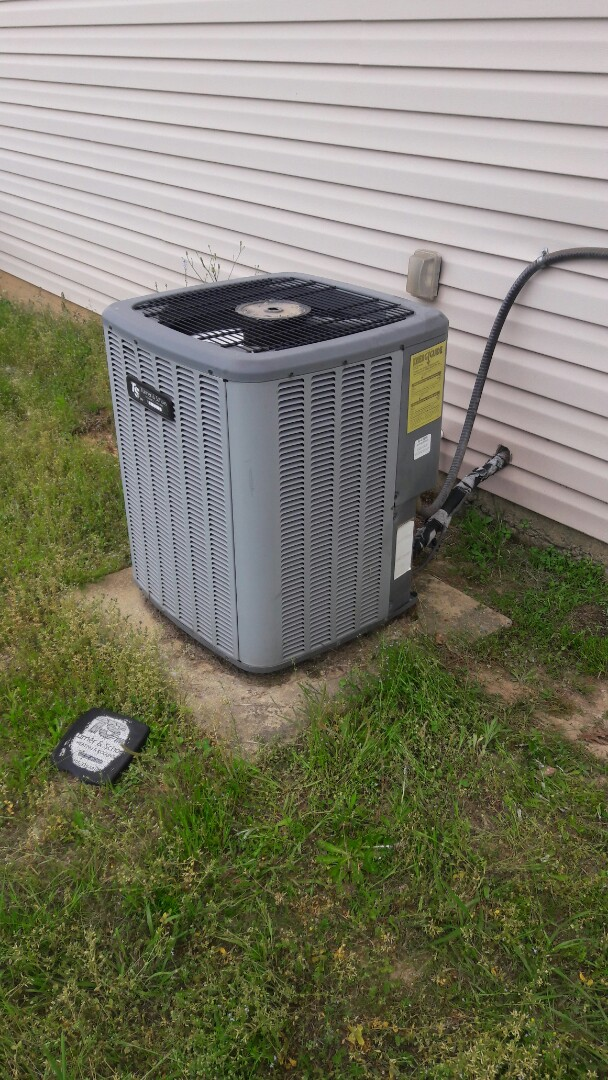 We got some new customers up and cooling again today in the Vance area.