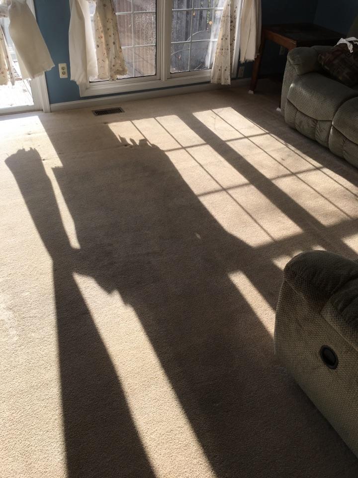 Ashburn, VA - Carpet cleaning
