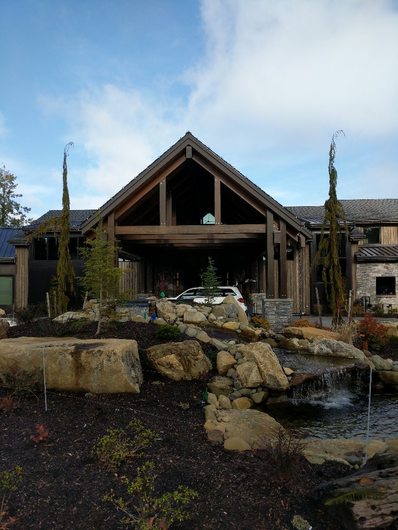 Lake Tapps, WA - Gutters cleaned