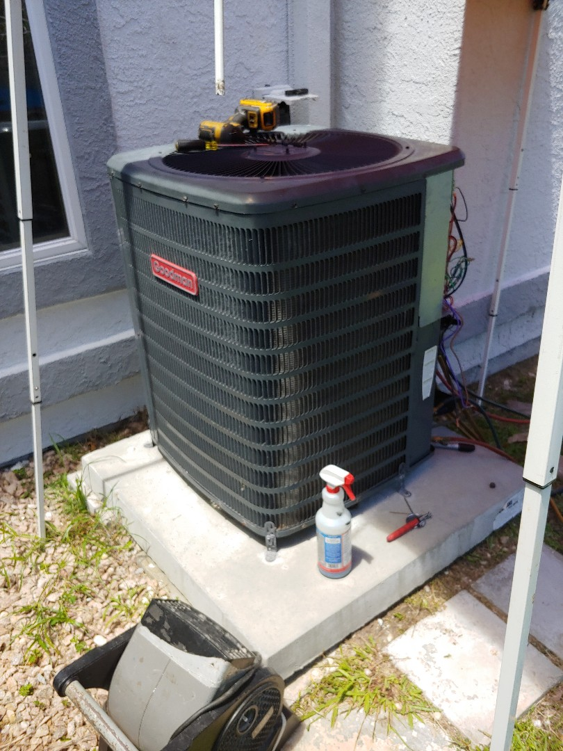 Palm Coast, FL - A/C repair, reversing valve changeout, palm Coast
