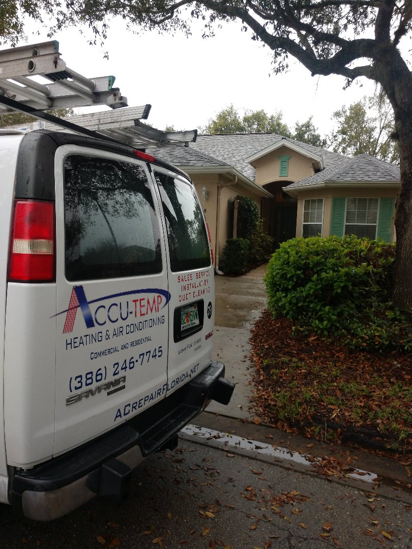 Palm Coast, FL - Got a call for an AC Repair, got out to the house, and a couple hours later the AC was working like a charm again. We love helping our Palm Coast, FL neighbors with all their AC needs!
