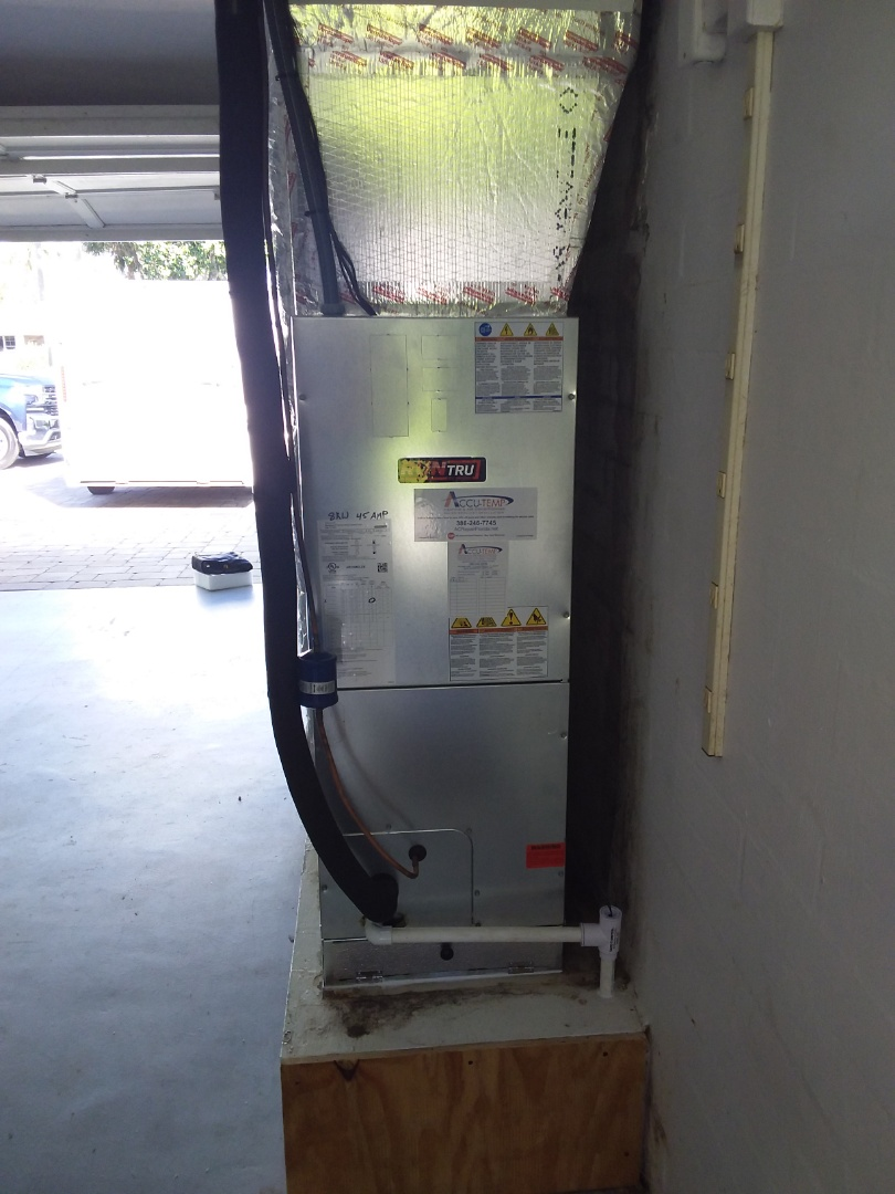 Ormond Beach, FL - 3 ton trane run tru