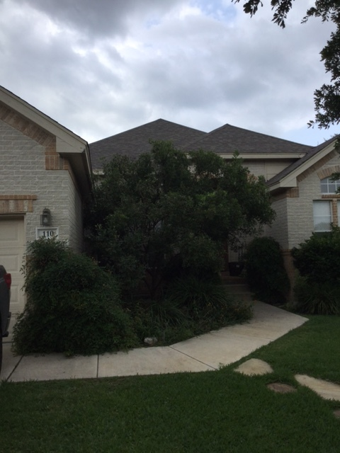 San Antonio, TX - The professional roofing team at Integrity Roofing & Siding, just finished installing a new roof near the Canyon Springs Golf Club, in San Antonio. Remember, near or far, we will come give you a FREE ESTIMATE. Just call 210-340-ROOF.