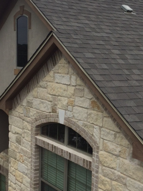 San Antonio, TX - Beautiful new roof on this lovely home. Recently installed by the roofing team at Integrity Roofing & Siding. Need a new roof? Please call your local roofing company at 210-340-ROOF for your FREE ESTIMATE.