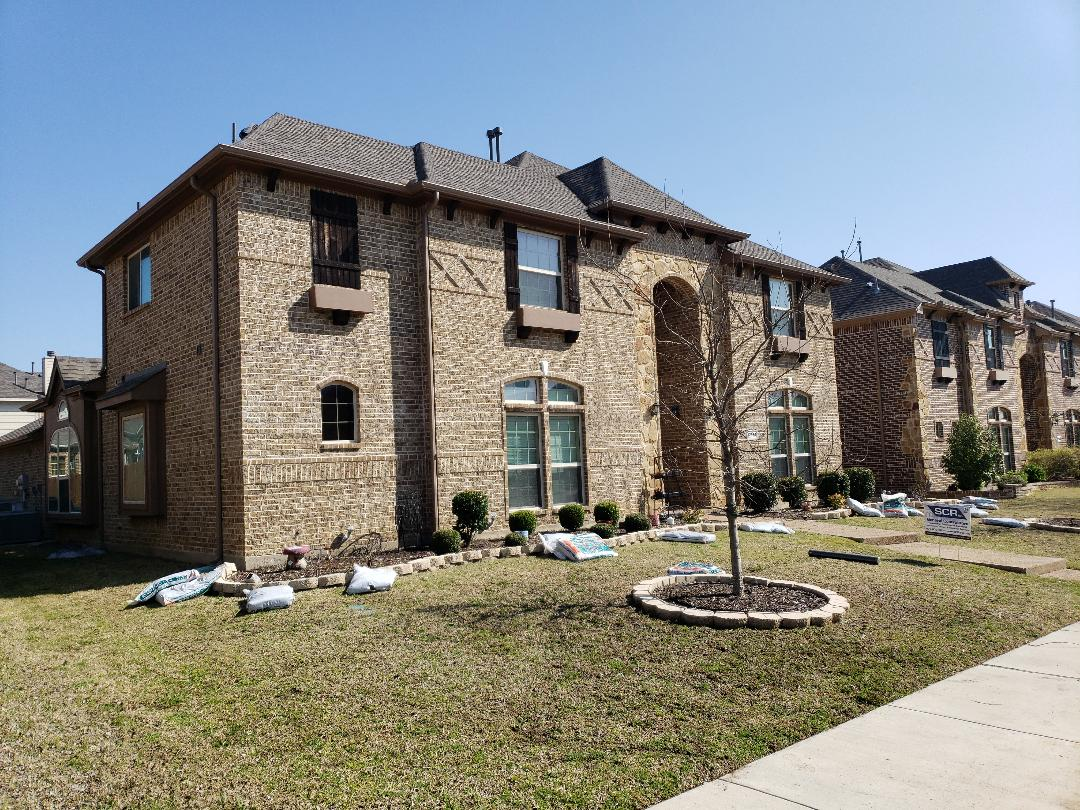 Frisco, TX - Free hail damage inspection