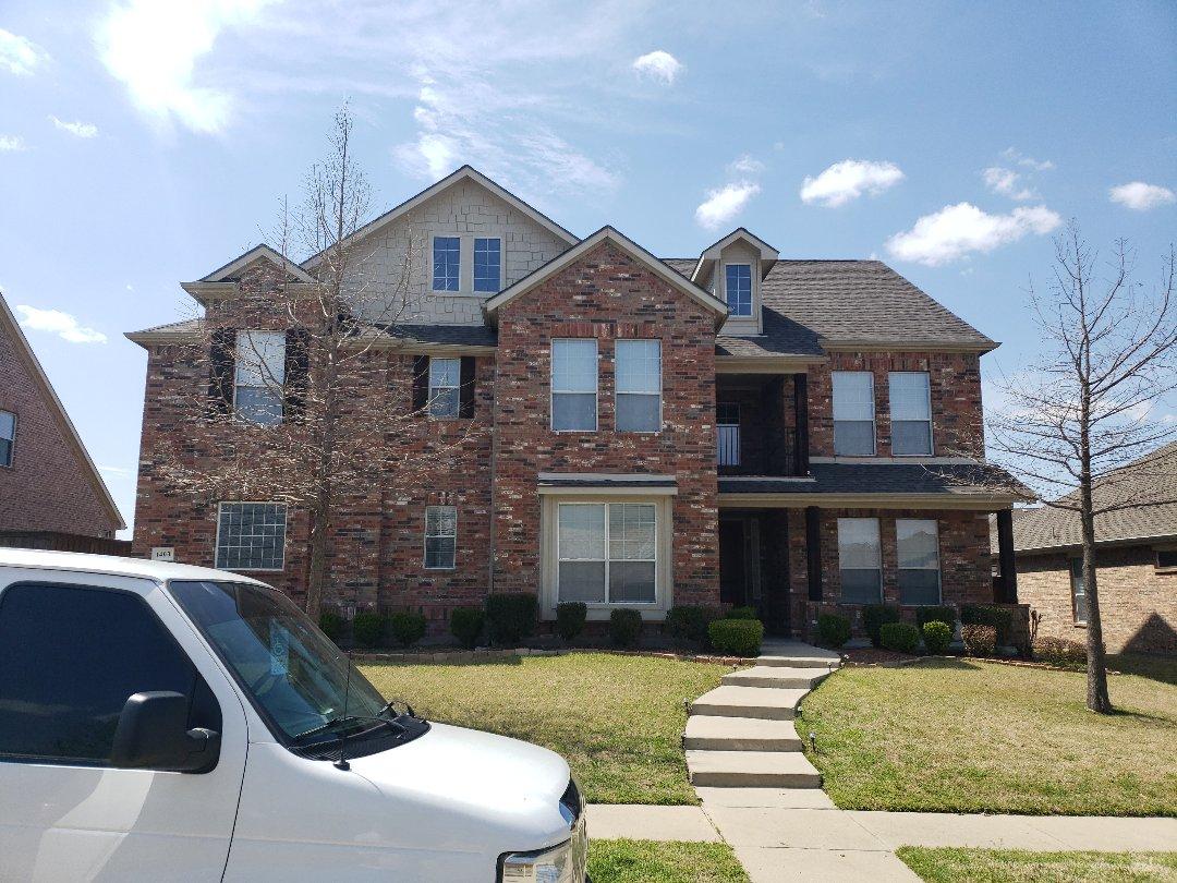 Allen, TX - Free hail damage inspection