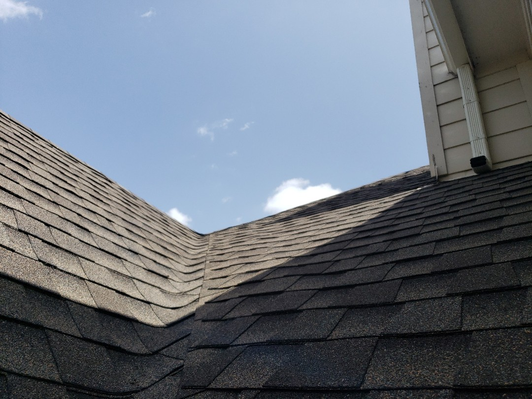 Plano, TX - Roof install quality check