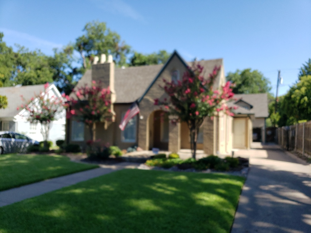 Dallas, TX - Free roof hail damage inspection
