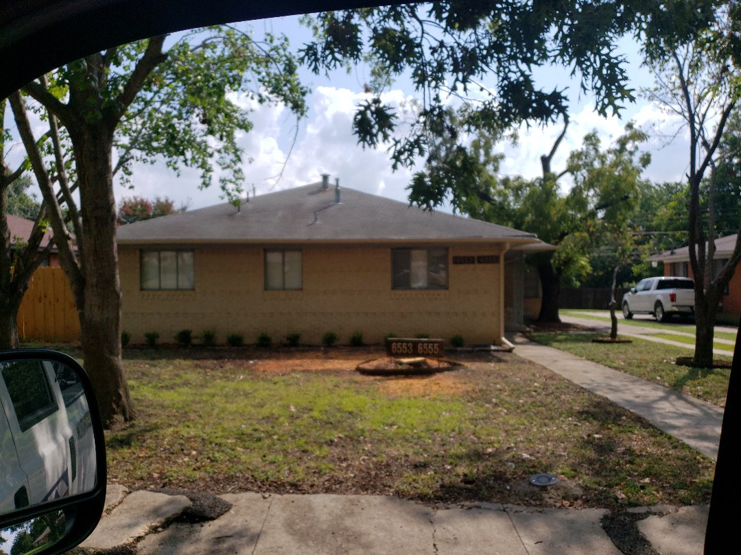 Dallas, TX - Free roof storm damage inspection.