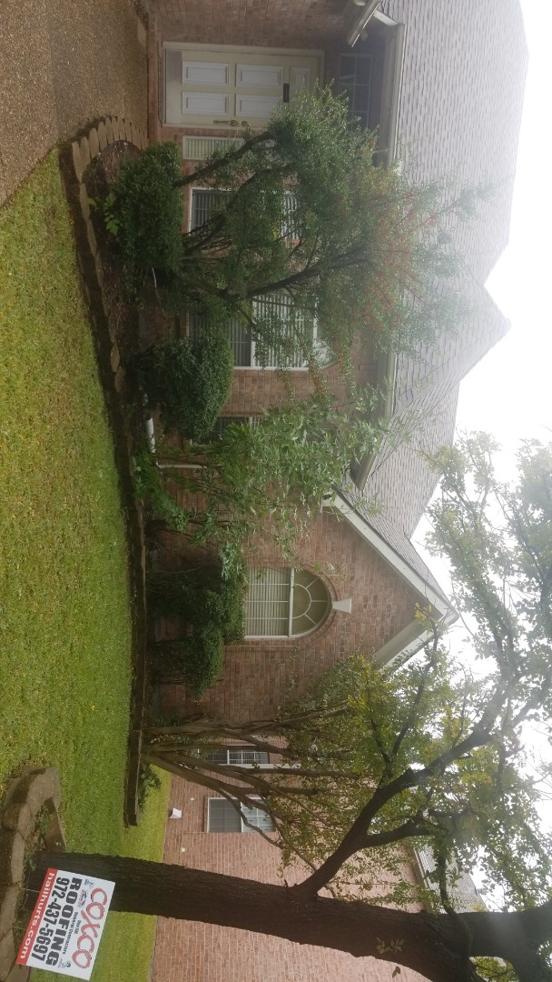 Garland, TX - Roof replacement