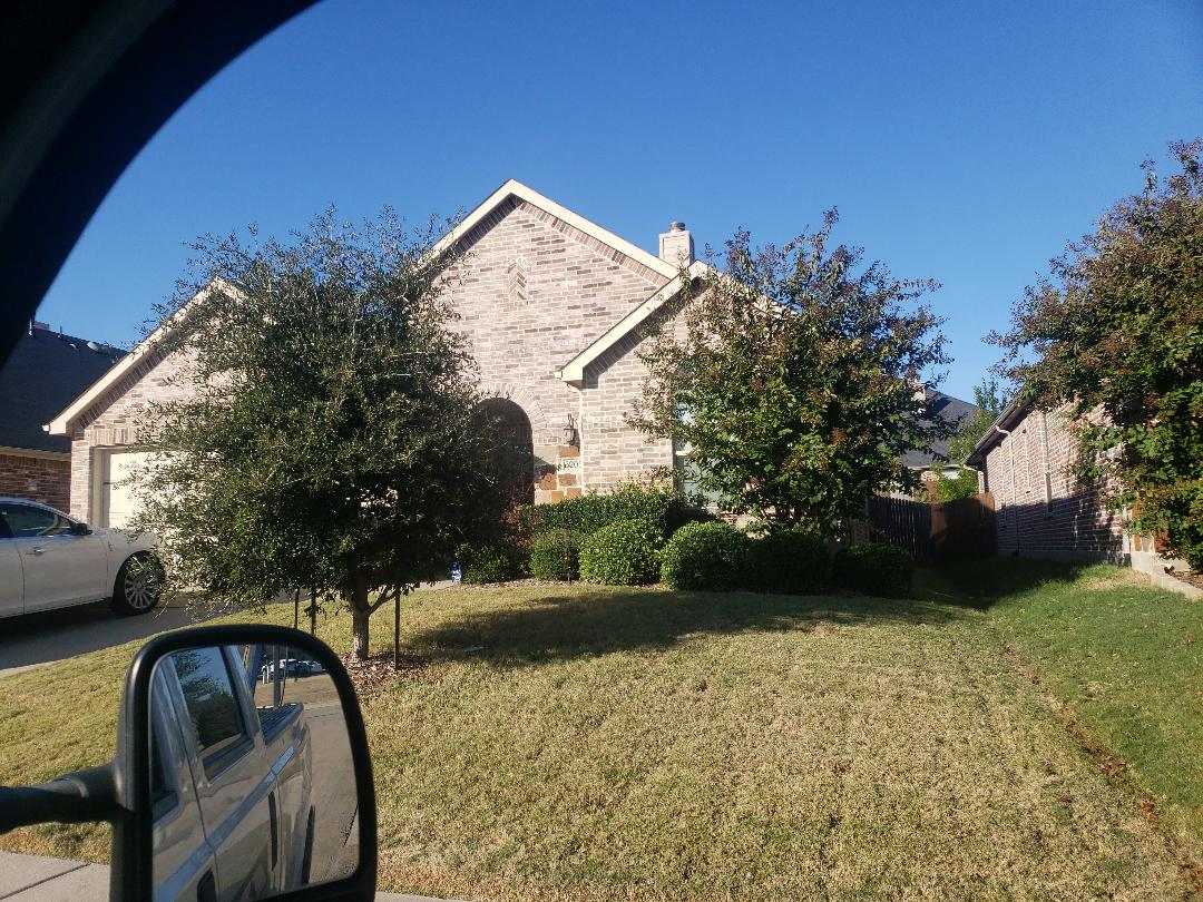 McKinney, TX - Hail damage inspection