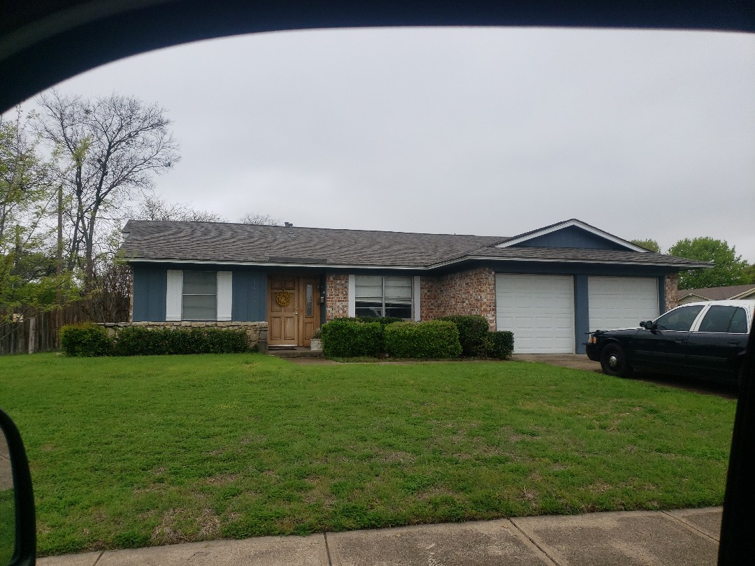 Richardson, TX - Chasing down a roof leak