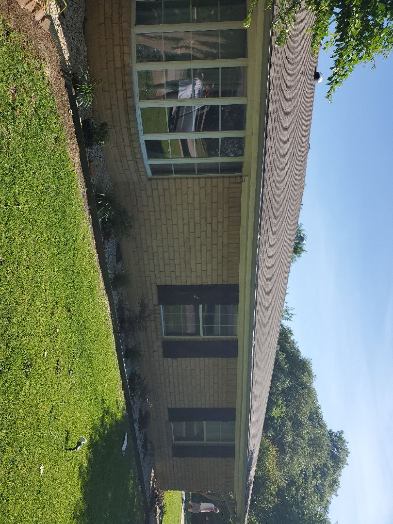 Allen, TX - Roof inspection