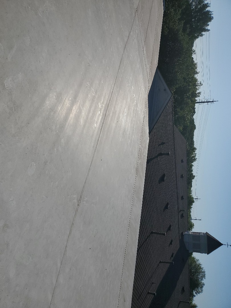 Garland, TX - TP0 roof inspection