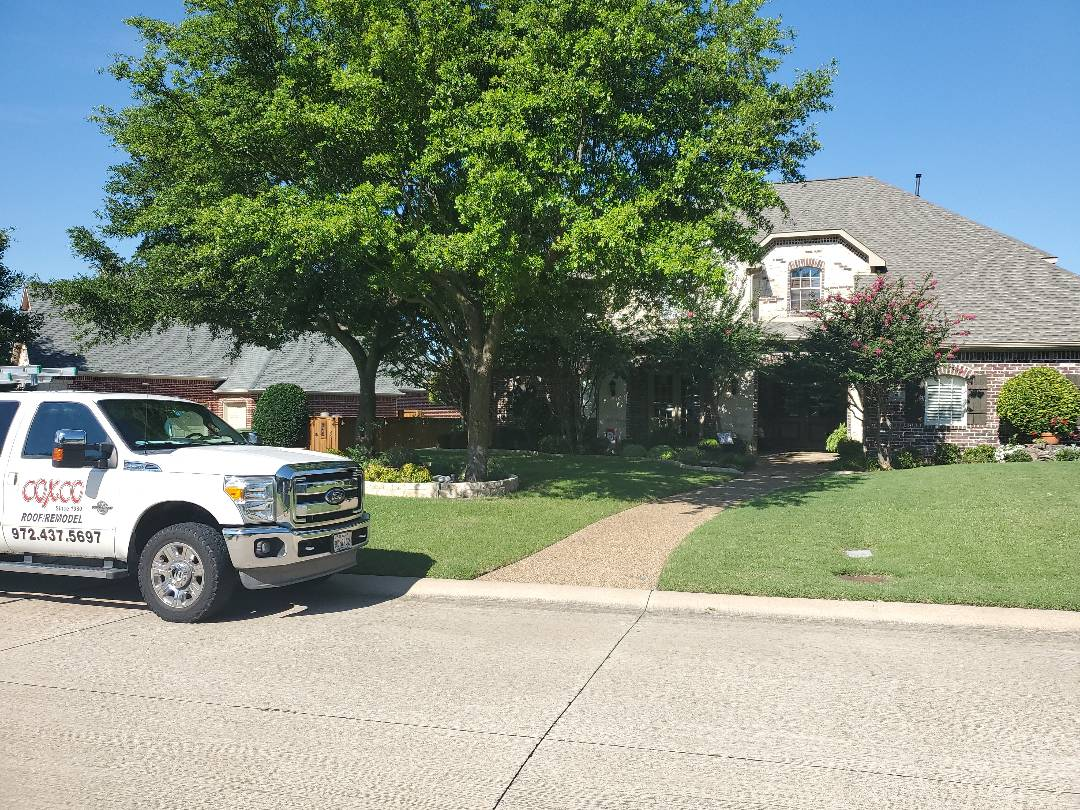 Garland, TX - Free roof inspection