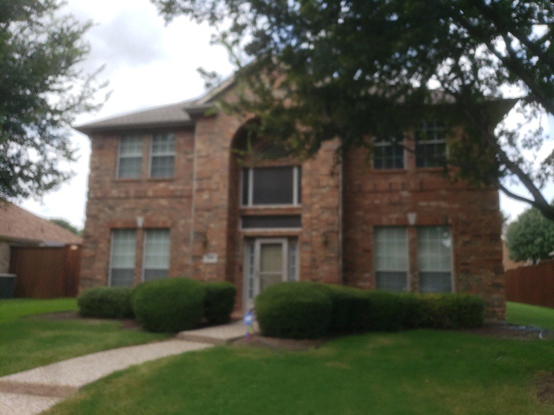Allen, TX - Homeowner has an insurance company that agreed  to replace her roof and wants a bid. We will do our best to earn her business!