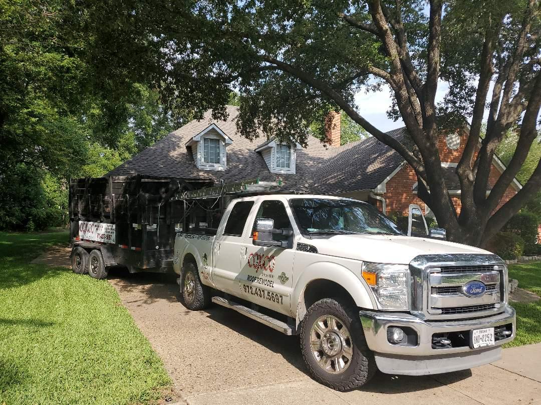 Garland, TX - Roof repairs