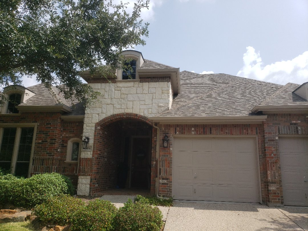 Dallas, TX - General roof inspection.  Customer would like me to look for hail and wind damage, plus any potential maintenance issues.