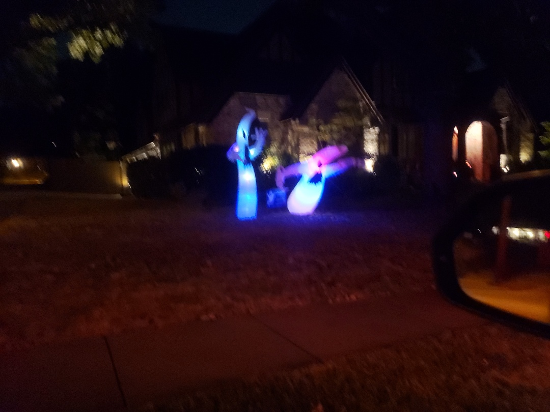 Richardson, TX - Spooky!