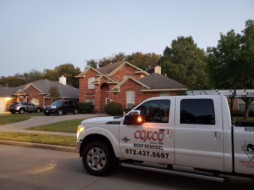 Garland, TX - Siding replacement