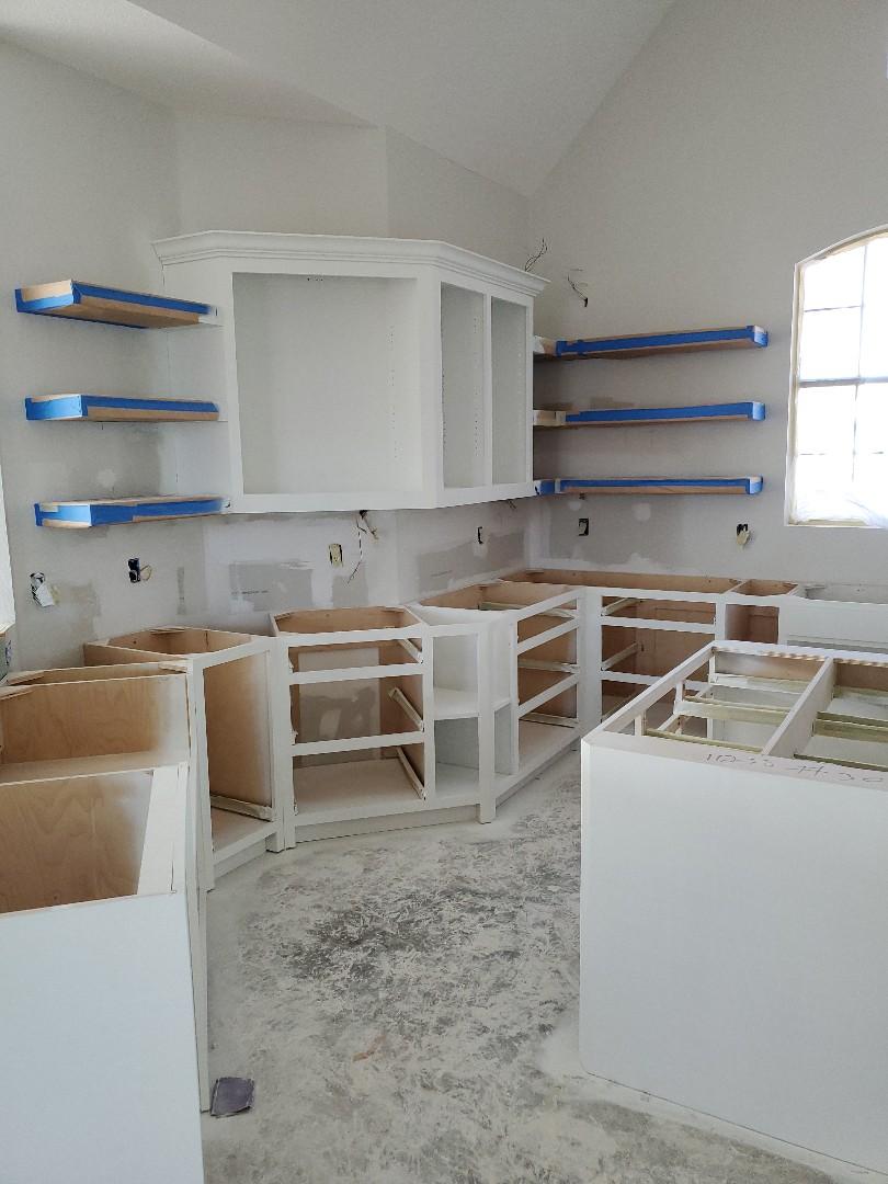 Garland, TX - Kitchen remodel