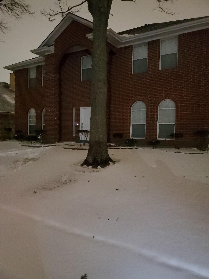 Garland, TX - Frozen pipe mitigation in Firewheel Estates