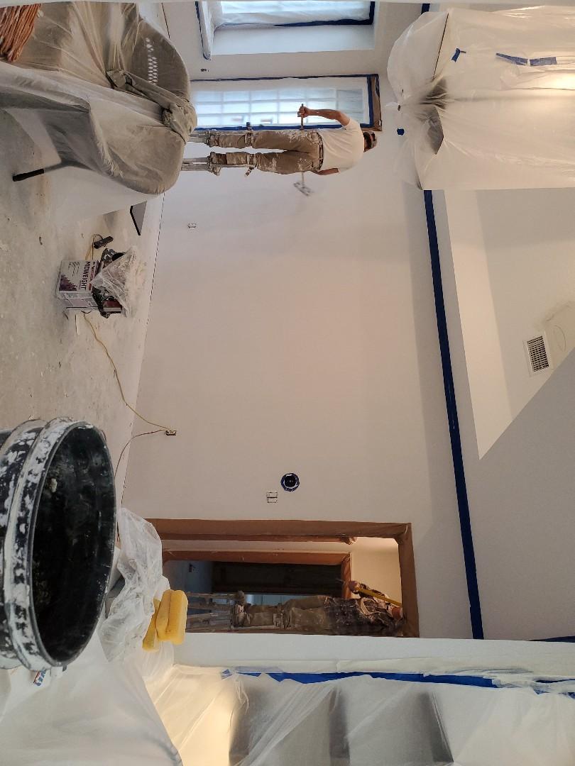 Garland, TX - Drywall work