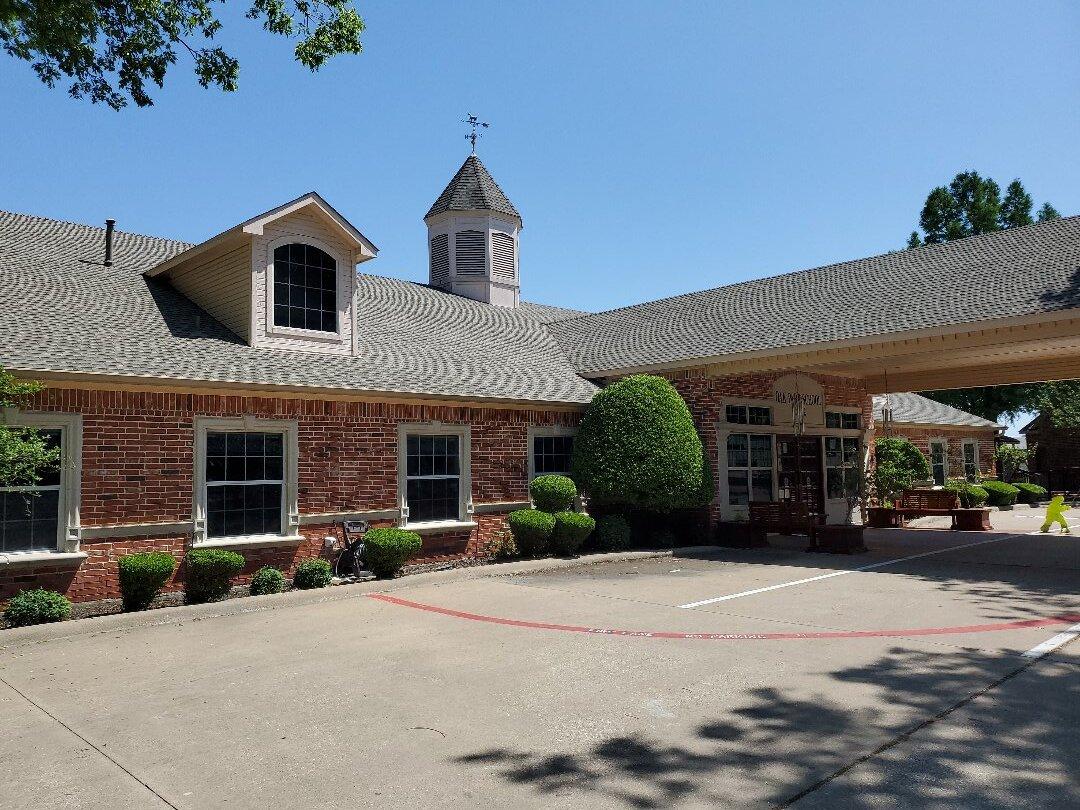 Garland, TX - School roof repair