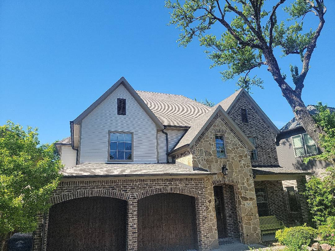 Dallas, TX - Roof inspection for hail and wind ans storm damage