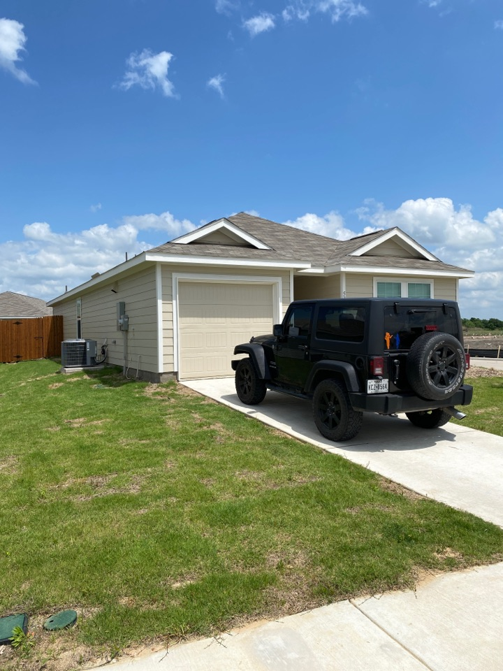 Princeton, TX - Free roof inspection for possible lightning strike