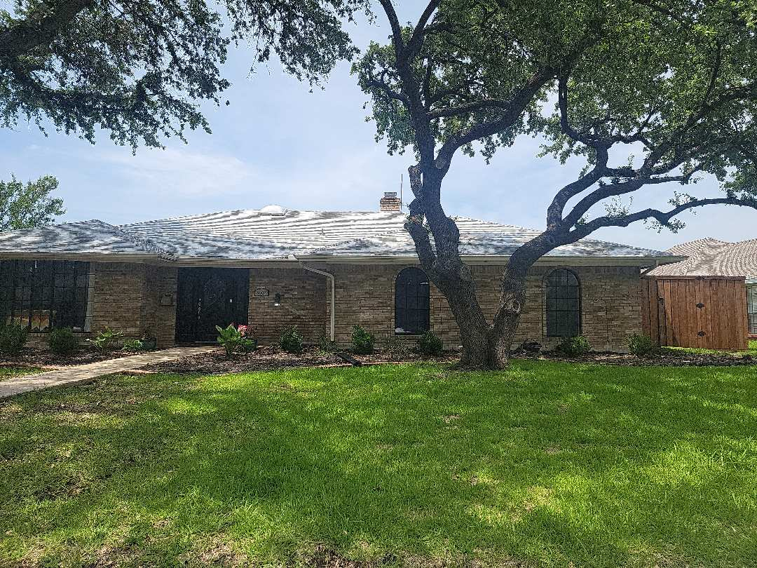 Plano, TX - Looking for a solution to a skylight that is leaking.