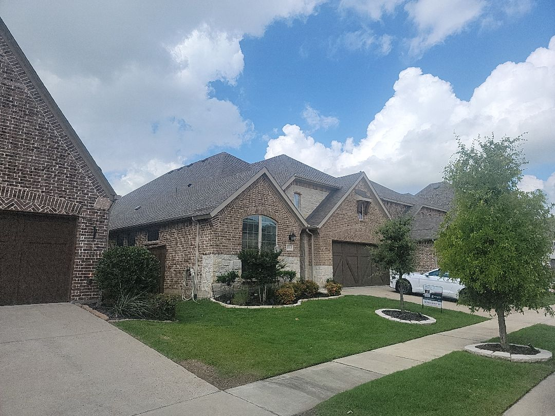 Celina, TX - Roof inspection for a realtor who has this house under contract.