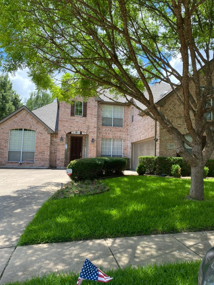 Allen, TX - Free roof inspection for possible hail damage