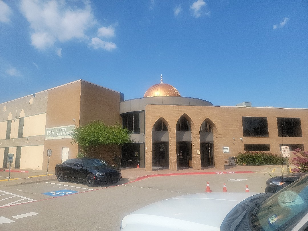 Richardson, TX - Looking at the tpo on this mosque for leaks