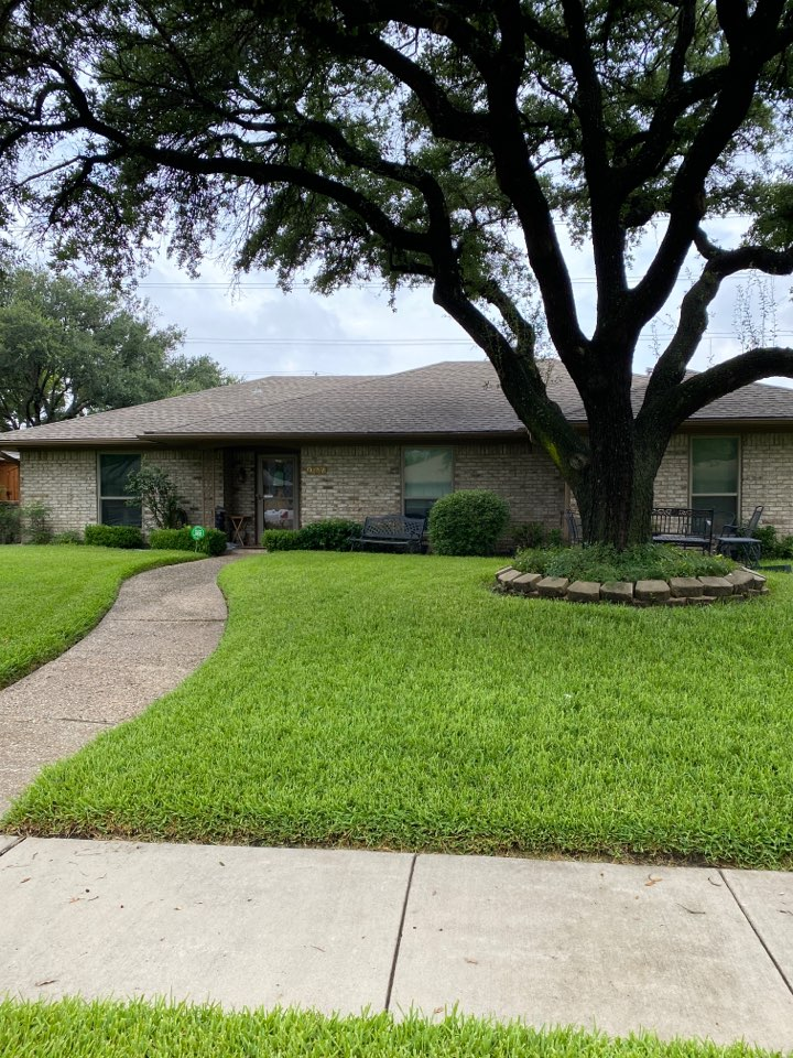 Richardson, TX - Free house inspection and gutter estimate