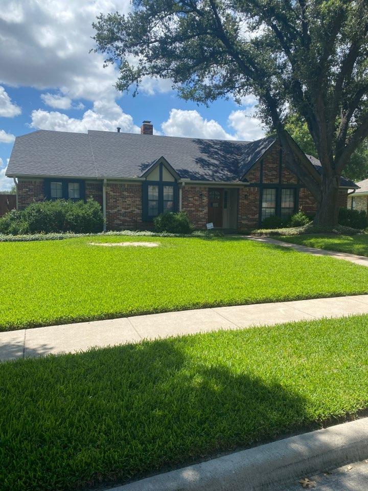 Richardson, TX - Free inspection for siding repair