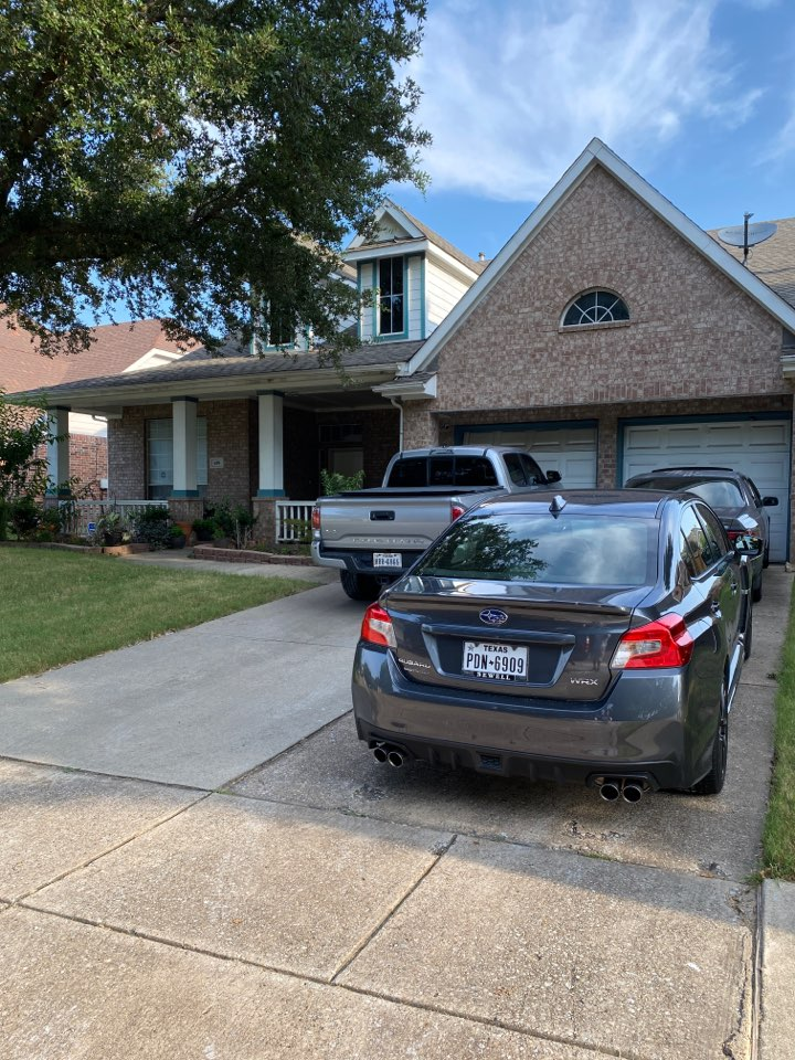 Richardson, TX - Free roof inspection for possible hail damage