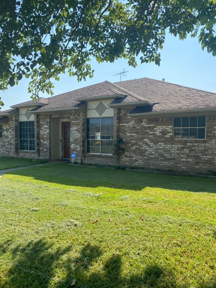 Garland, TX - Free roof inspection for possible wind and hail damage