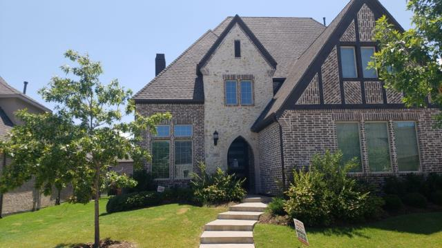 Frisco, TX - Roof replacement