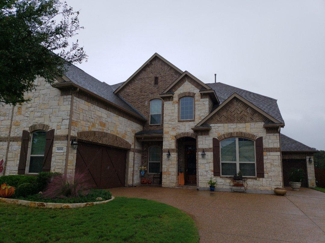 Rowlett, TX - Chasing down a roof leak