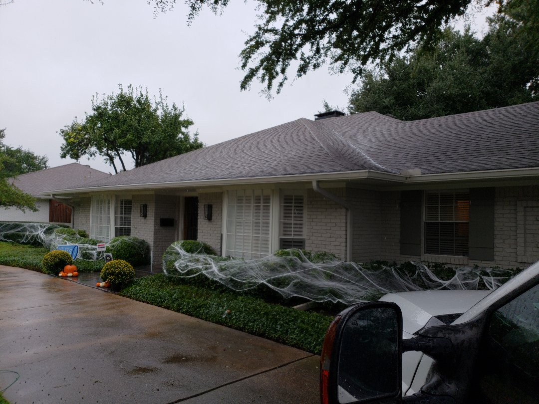 Dallas, TX - Roof inspection