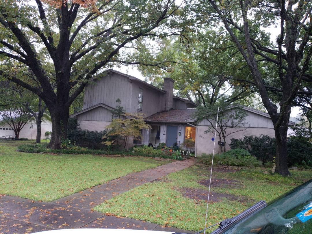 Richardson, TX - Chasing down a roof leak