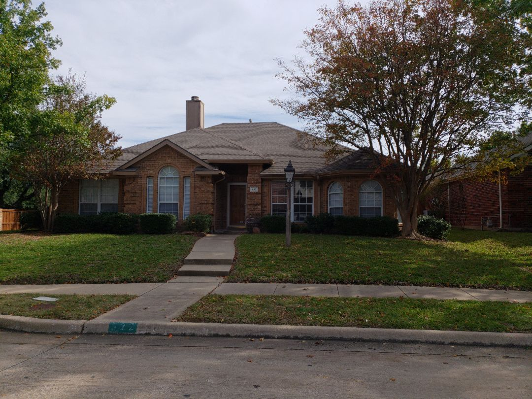 Garland, TX - Hail damage inspection