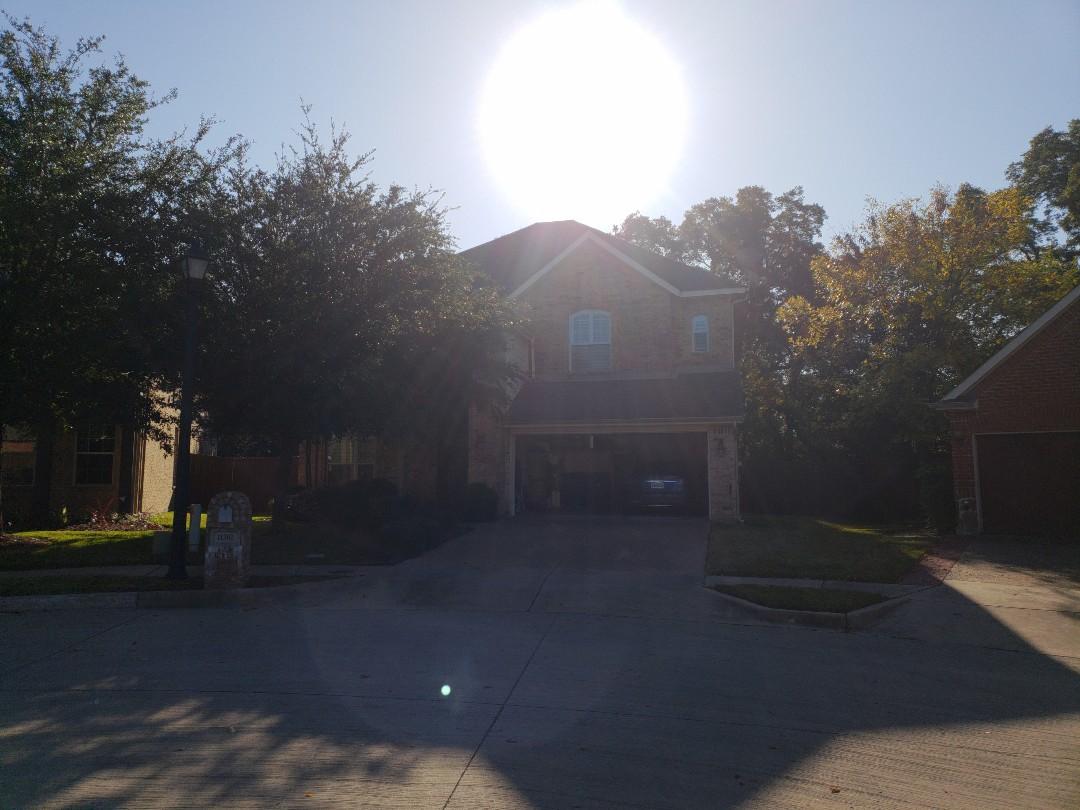 Dallas, TX - Hail damage inspection