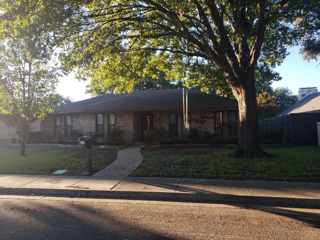 Dallas, TX - Roof replacement